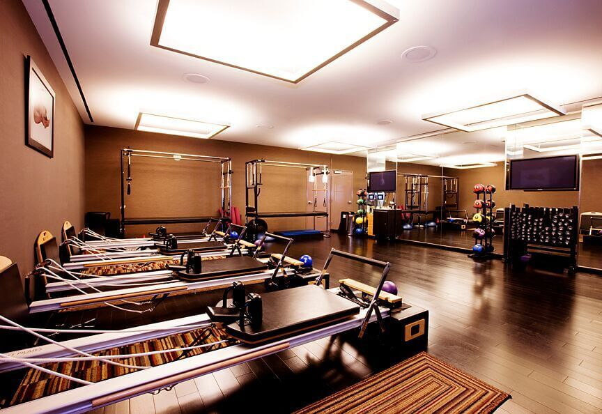 Body In Mind Pilates Studio Las Vegas at Palms Hotel and Casino Vegas Rated