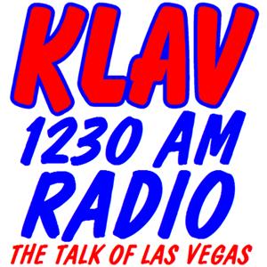 KLAV Radio 7 Logo