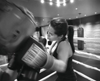 Nina Waldman Owner of Body In Mind Pilates Studio Boxing Image