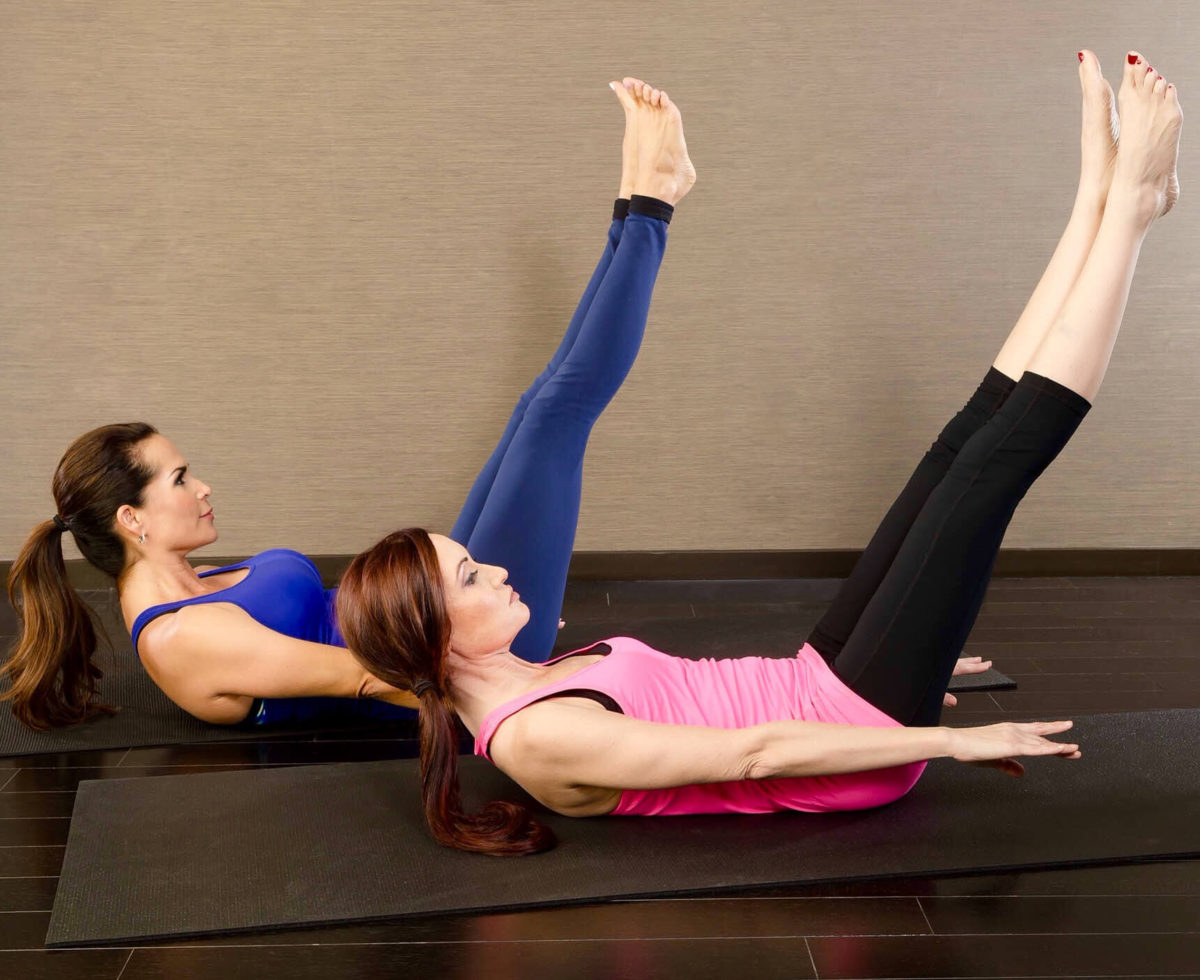 Nina Waldman training student at Body In Mind Studio