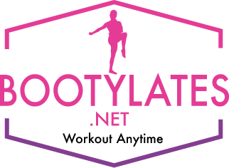 Bootylates Logo Pink and Purple